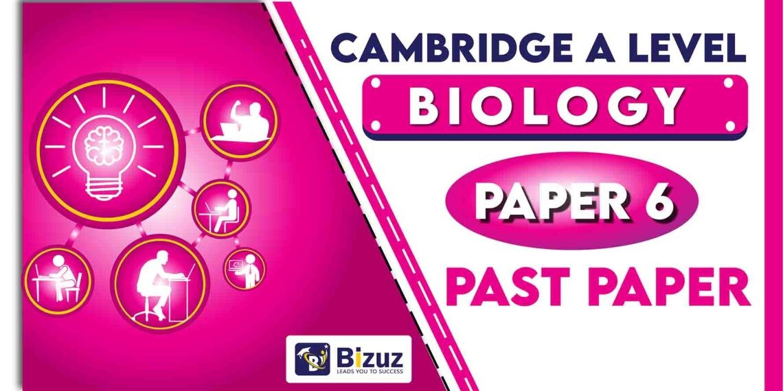A Level Biology Past Papers