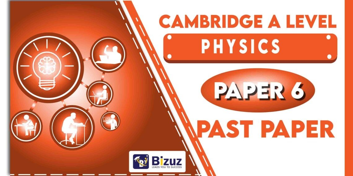 A Level Physics Past Papers