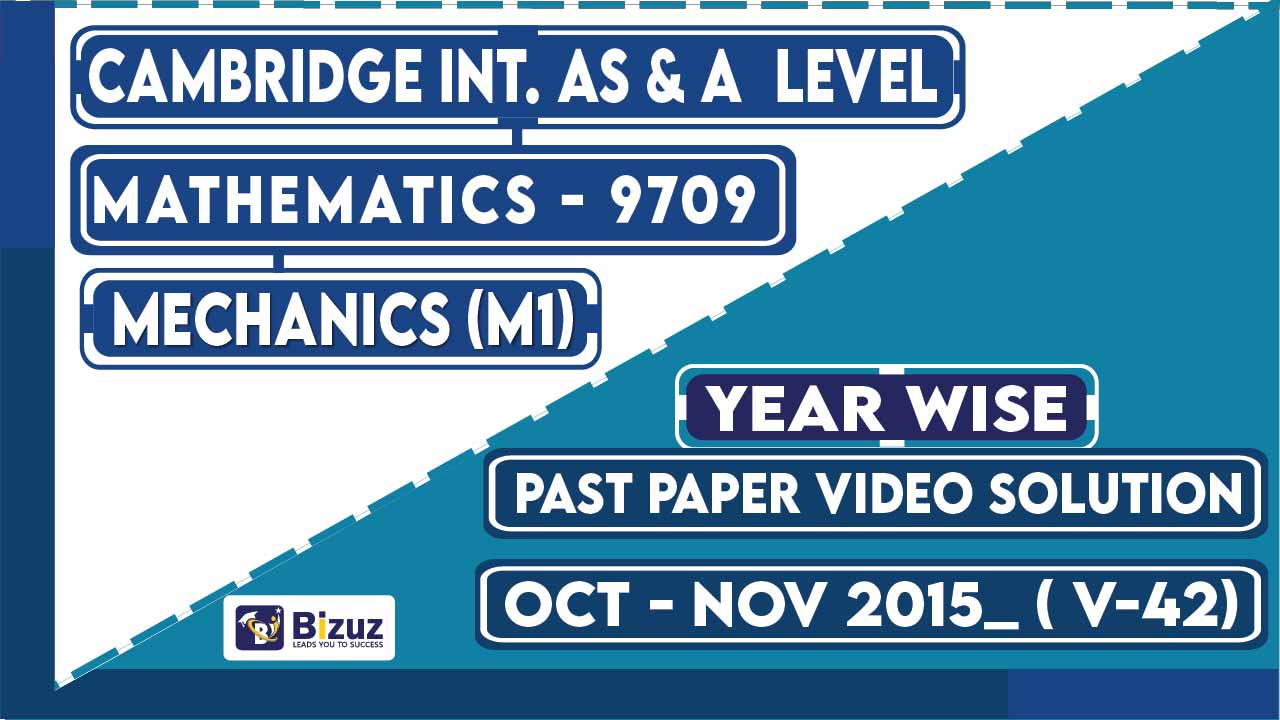 Maths 9709 Past Papers